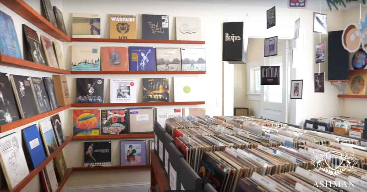 Record Stores in Roswell Georgia