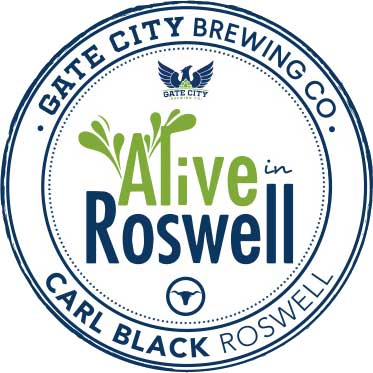 Alive In Roswell Logo
