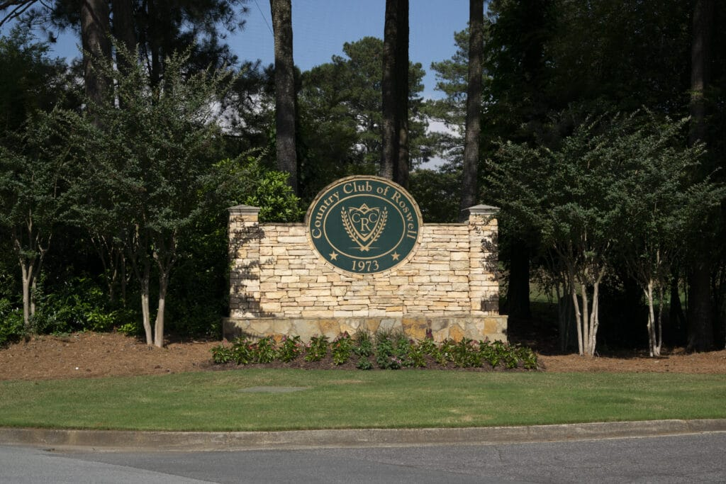 Country Club of Roswell Real Estate
