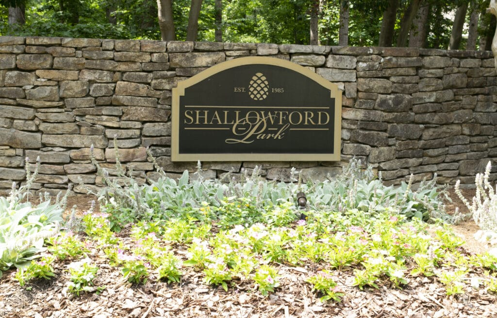 Shallowford Park Homes for Sale