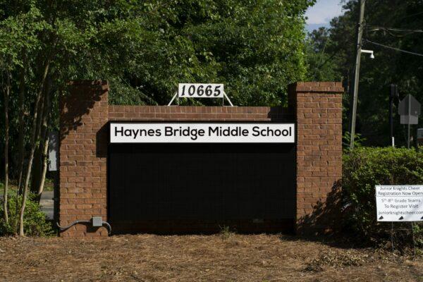 Haynes Bridge Middle School Homes for Sale